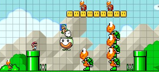 Super Mario Maker para N3DS no tendrá efecto 3D