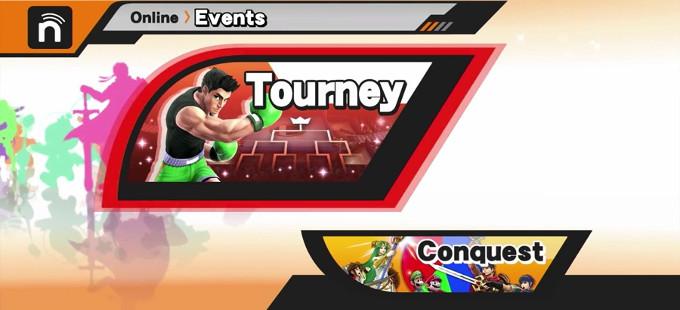 Super Smash Bros. para Wii U perderá los Regular Tourneys