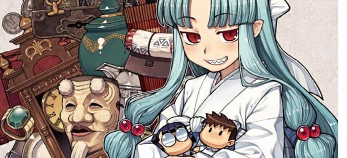 El manga Tsugumomo tendrá su propio anime