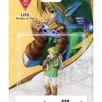 amiibo de The Legend of Zelda revelados para el 30 aniversario
