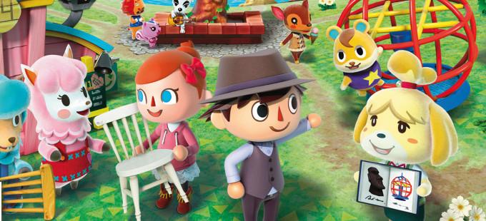 Animal Crossing: New Leaf recibirá la función amiibo Camera