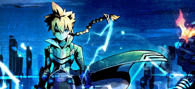 Azure Striker Gunvolt recibirá el Japanese Voice Mode este mes