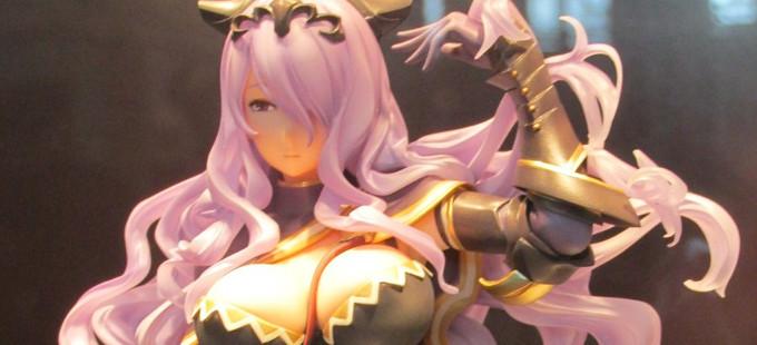 La sexy figura de Camilla de Fire Emblem Fates presentada
