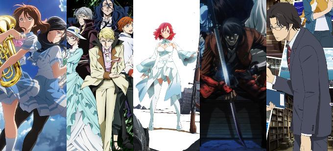 Guía de Otoño del Anime 2016