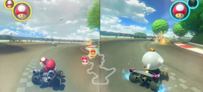 "Mario Kart para Nintendo Switch... ¿con un ""toque"" de Double Dash?"