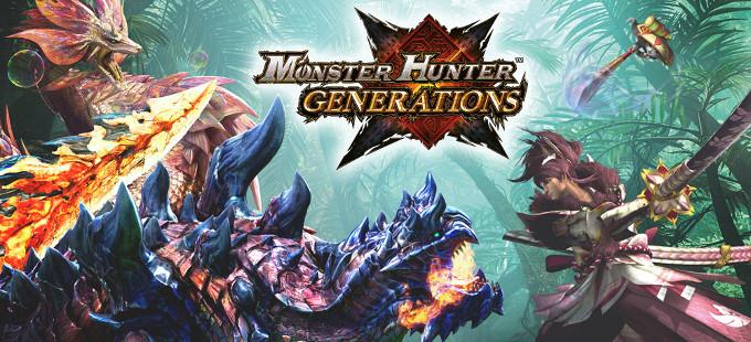 Monster Hunter Generations pasa de los cuatro millones