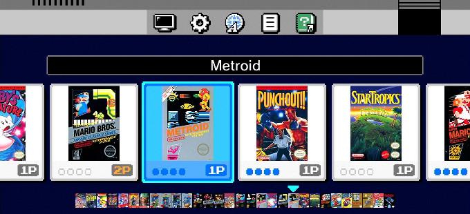 El NES Classic Edition tiene software de fuente abierta