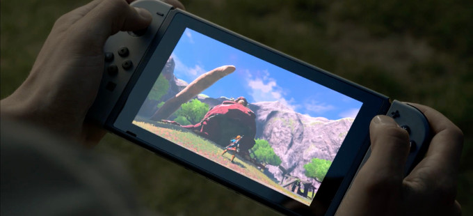 Rumor Reloaded: ¿El Nintendo Switch con pantalla multitáctil?