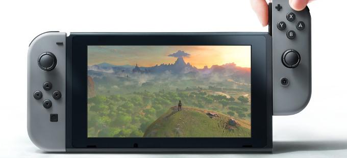 Nintendo Switch se presentará en vivo en enero