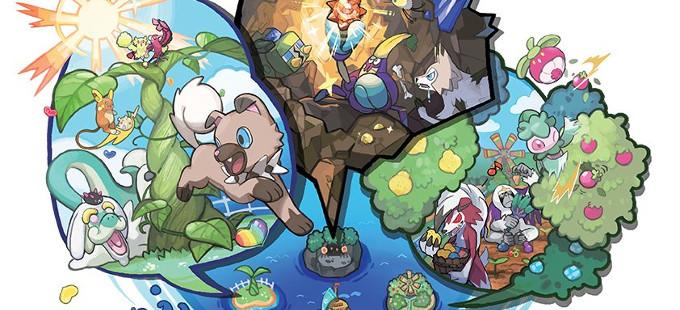 La Mega Evolución regresa a Pokémon Sun & Moon