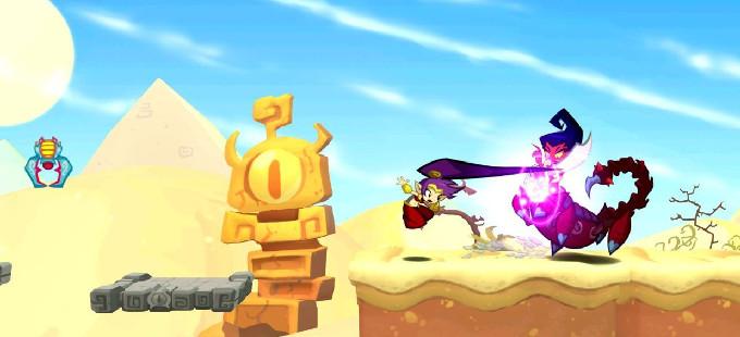 ¿Qué ha pasado con Shantae: Half-Genie Hero?