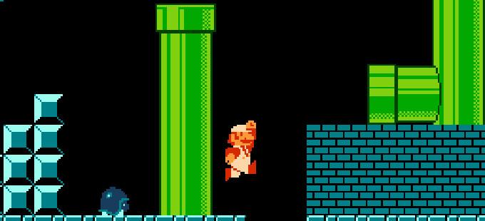 ¡Otro récord que cae! Super Mario Bros. en 4:57.227 minutos