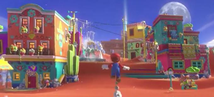 Super Mario Bros. para Nintendo Switch, con sabor a México