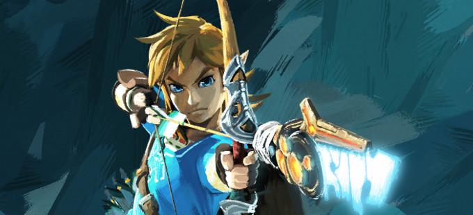 The Legend of Zelda: Breath of the Wild y el enfoque en arco y flechas