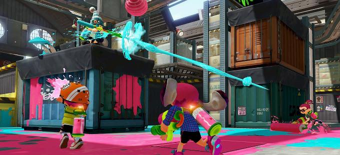 Nintendo realizará torneos de Splatoon en noviembre