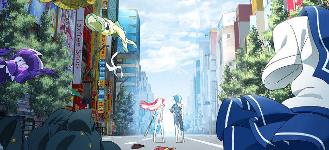 Akiba's Trip: The Animation a través de su primer tráiler