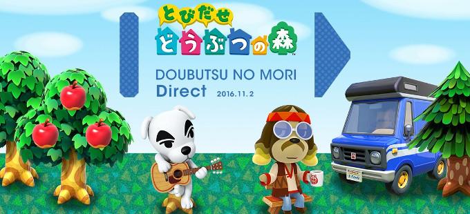 El Nintendo Direct de Animal Crossing tiene hora y fecha