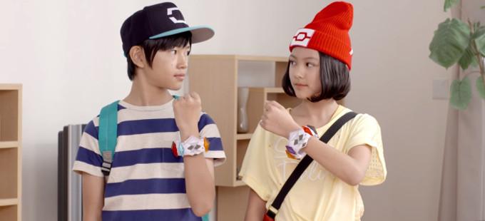 Destacando al Z-Ring de Pokémon Sun & Moon en un nuevo comercial