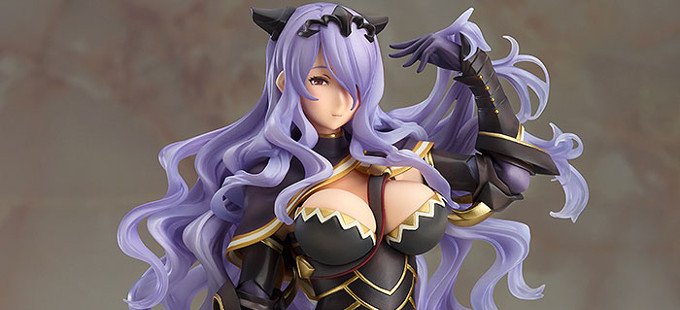 Reserva ya la figura de Camilla de Fire Emblem Fates
