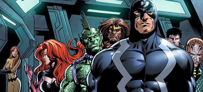 ¿La película de Inhumans en la Fase 4 del Universo Marvel?