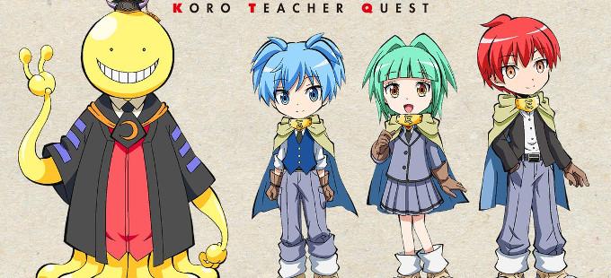 El spin-off de Ansatsu Kyoushitsu consigue su propio anime