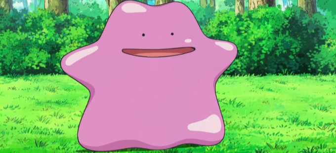 Disponible ya el pokémon Ditto en Pokémon GO