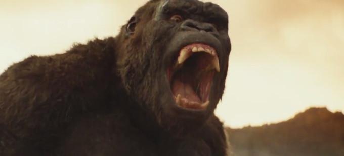 La octava maravilla del mundo regresa en Kong: Skull Island