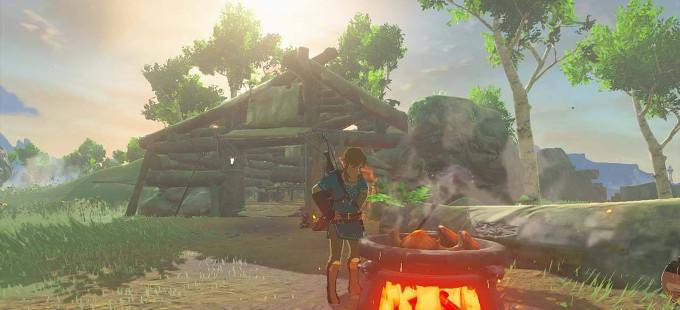 Habrá un vistazo a TLOZ: Breath of the Wild antes de The Game Awards