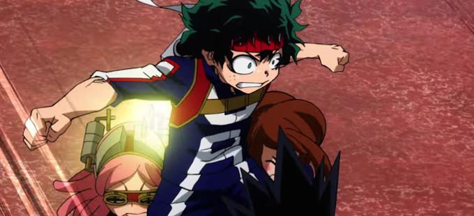La segunda temporada de Boku no Hero Academia llega en primavera