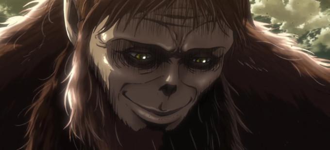Primer avance de la segunda temporada de Attack on Titan