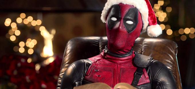 Deadpool, nominado a dos Globos de Oro