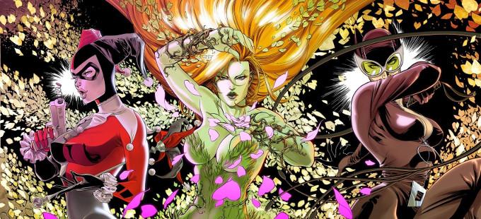 Harley Quinn, Gatúbela y Hiedra Venenosa tendrán su propia película