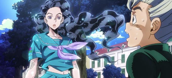 JoJo's Bizarre Adventure: DIU, el mejor anime de 2016 para Japón