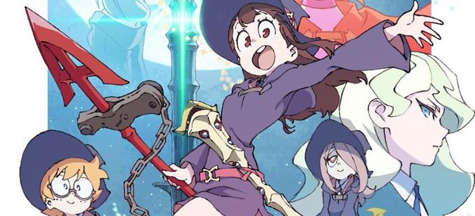 Nuevo avance y fecha de estreno de Little Witch Academia