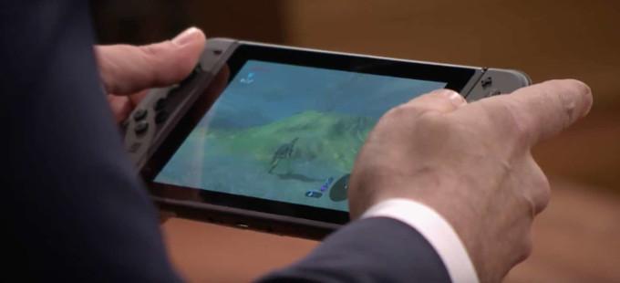 ¿No será posible actualizar la batería del Nintendo Switch?