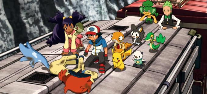 Intercambio de pokémon en Pokémon GO... ¿con trenes y autobuses?