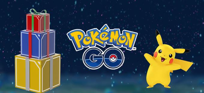 Bonanza navideña de Niantic con Pokémon GO