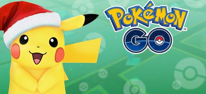 ¿Qué son los misteriosos regalos navideños en Pokémon GO?