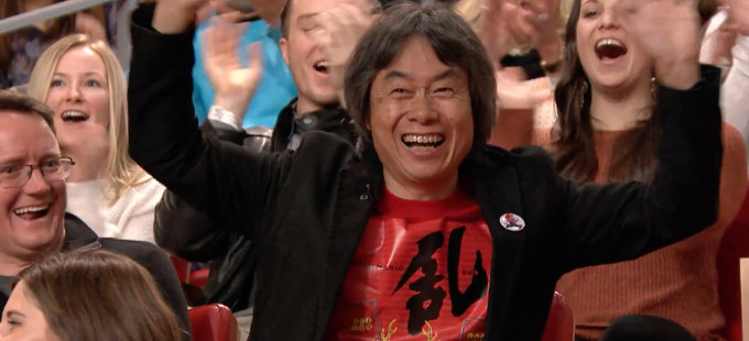 Shigeru Miyamoto - La gente joven trabaja en Nintendo Switch