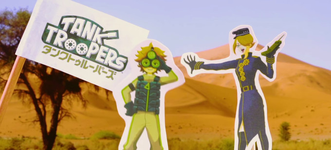 Nintendo revela más detalles de Tank Troopers