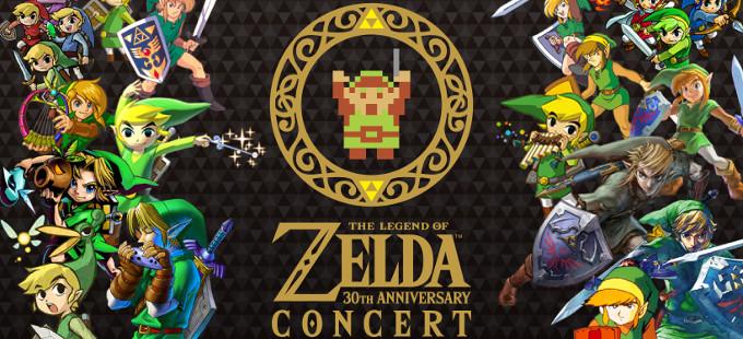 Revive el concierto de los 30 años de The Legend of Zelda