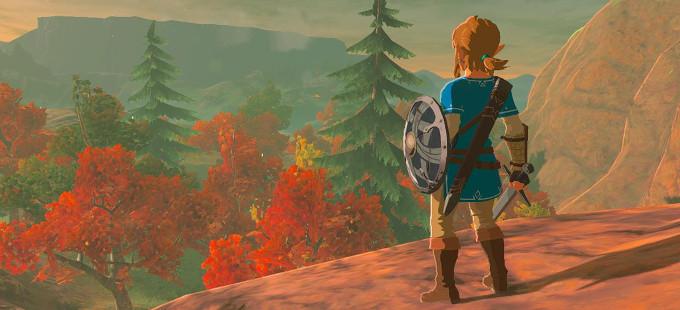 ¿Saldrá TLOZ: Breath of the Wild en Wii U y Nintendo Switch en marzo?