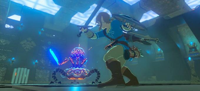 "TLOZ: Breath of the Wild, ""herramienta promocional"" para Nintendo Switch"