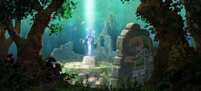 The Legend of Zelda: Hyrule Encyclopedia sale en febrero en Japón