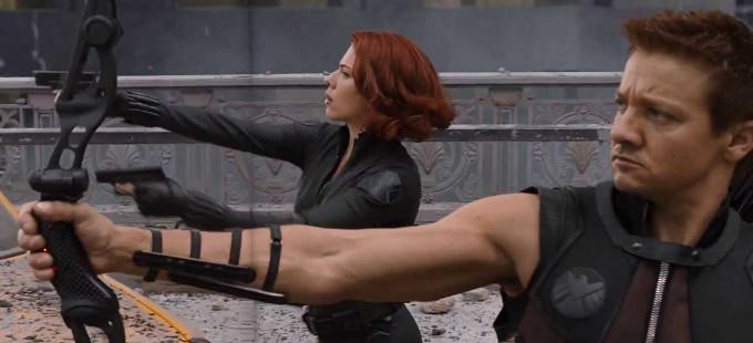 Jeremy Renner quiere una película de Hawkeye y Black Widow