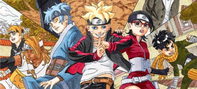 Boruto: Naruto Next Generations tendrá una historia original