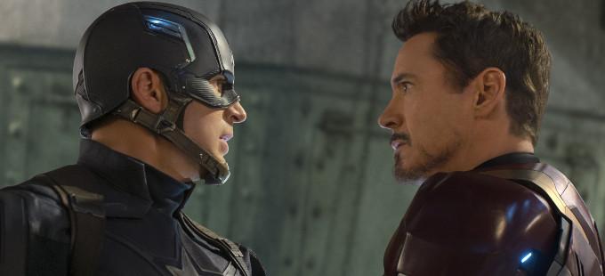 Capitán América: Civil War se lleva la taquilla en 2016
