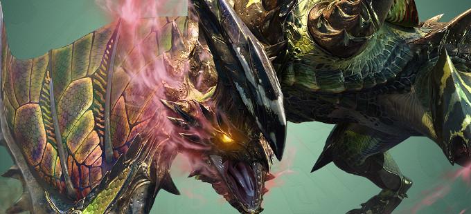 Mira el DLC para Monster Hunter Generations en enero