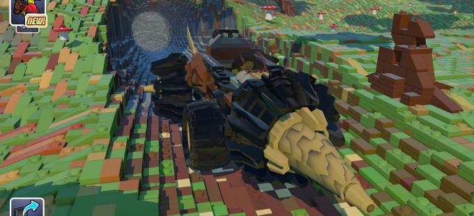 LEGO Worlds para Nintendo Switch... ¿en camino?