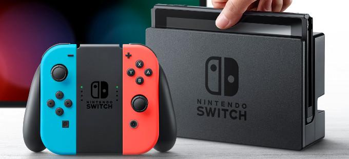 Nintendo Switch saldrá el 3 de marzo a $299 dólares